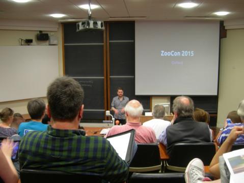 2015 721 Trip to Oxford Uni -  Physics Dept.