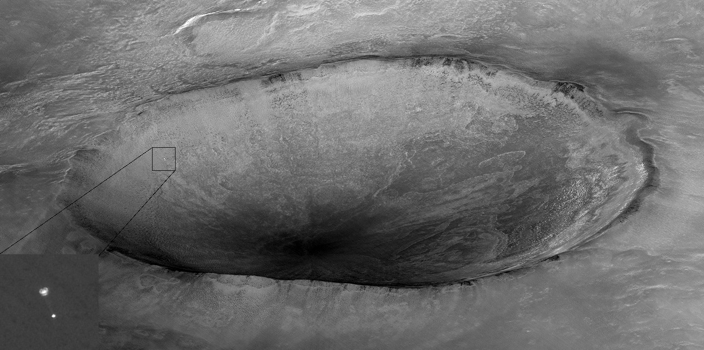 Image Credit: Credit: NASA/JPL/University of Arizona